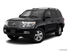 2011 Toyota Land Cruiser Review