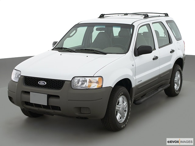 2003 Ford Escape Review