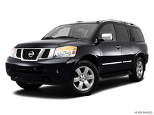 2013 Nissan Armada Review