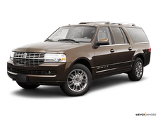 2008 Lincoln Navigator L Review