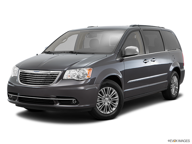 2016 Chrysler Town and Country Review