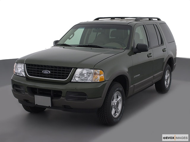 2002 Ford Explorer Review
