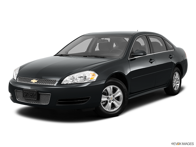 2013 Chevrolet Impala Review