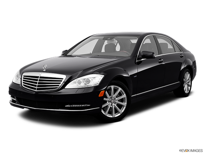 2012 Mercedes-Benz S-Class photo