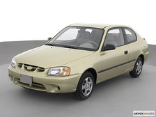 2002 Hyundai Accent Review