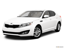2013 Kia Optima Review