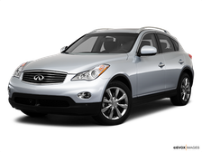 2010 INFINITI EX35 Review