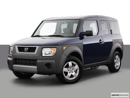2005 Honda Element Review Carfax Vehicle Research