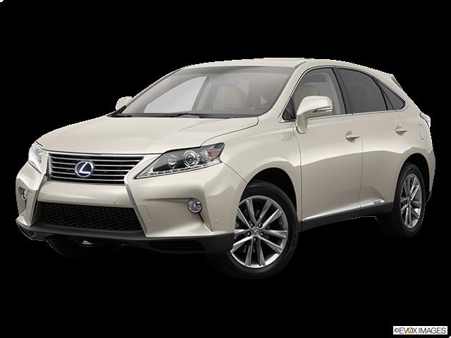2014 Lexus RX 450h Review