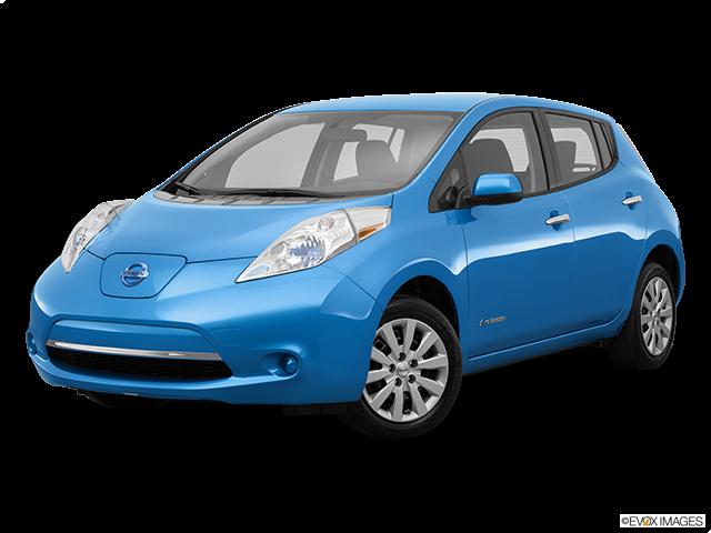 2014 Nissan LEAF Review