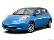 2014 Nissan Leaf Review