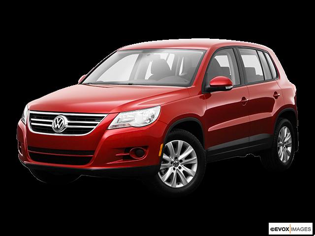 2009 Volkswagen Tiguan Review