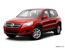 2009 Volkswagen Tiguan Review