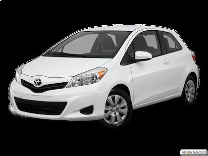 2013 Toyota Yaris photo
