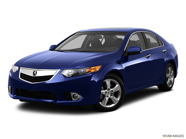 2012 Acura TSX Review