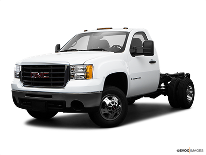 2009 GMC Sierra 3500HD photo