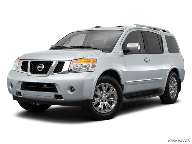 2015 Nissan Armada Review