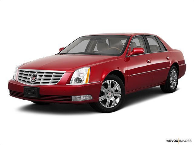 2011 Cadillac DTS Review