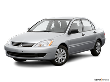 2006 Mitsubishi Lancer Review