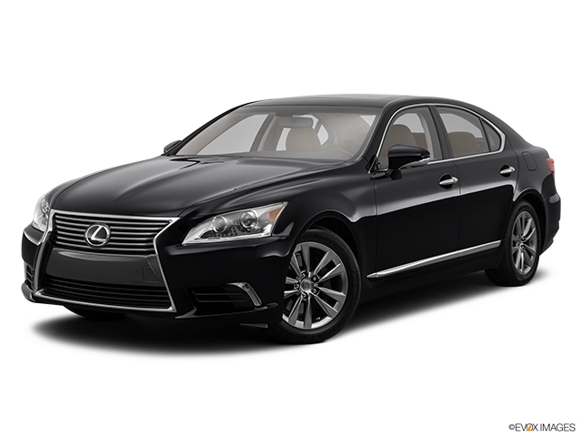 2014 Lexus LS 460 Review