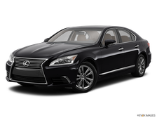 2014 Lexus LS Review