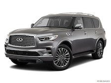 2019 INFINITI QX80 Review