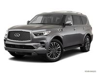 Infiniti QX80 Reviews