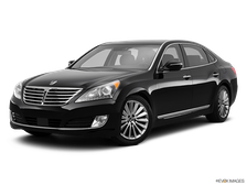 2015 Hyundai Equus Review