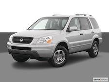 2005 Honda Pilot Review