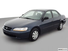 2000 Honda Accord Review
