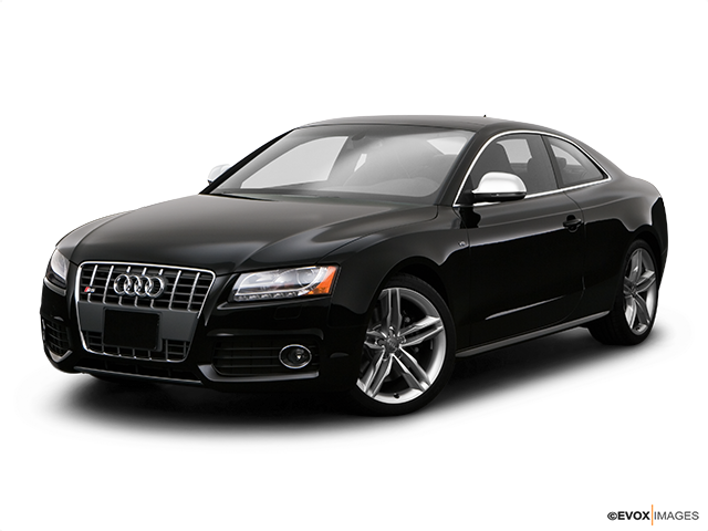 2008 Audi S5 Review