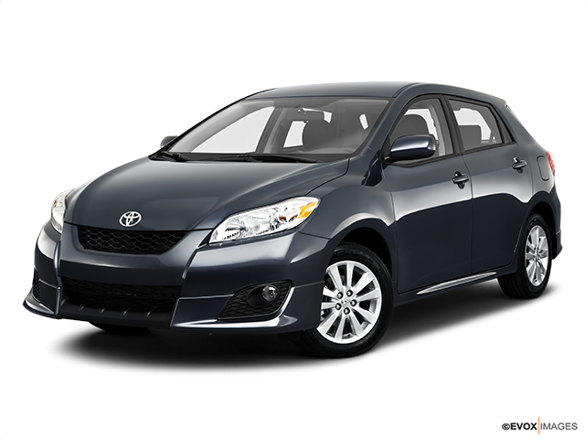 2010 Toyota Matrix Review
