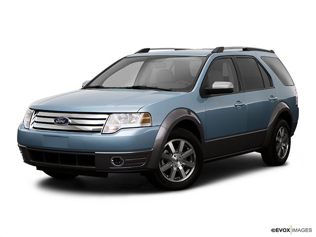 Ford Taurus X Reviews