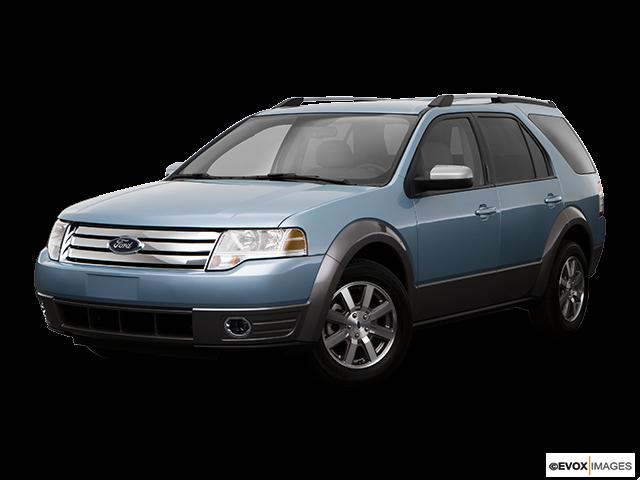 Ford Taurus X Reviews