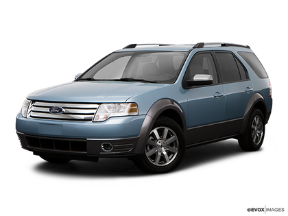 2009 Ford Taurus X photo