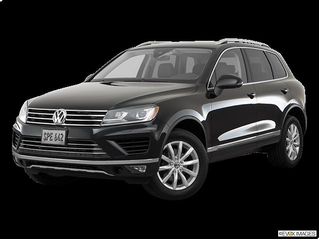 Volkswagen Touareg Reviews