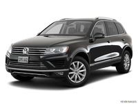 Volkswagen Touareg Reviews