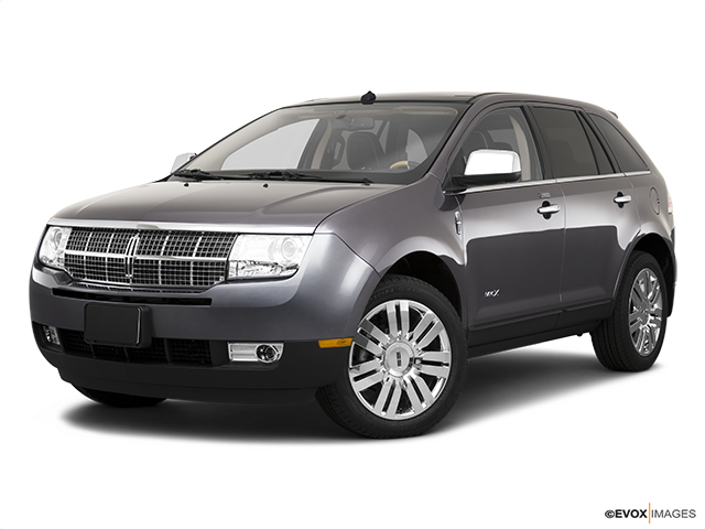 2010 Lincoln MKX Review