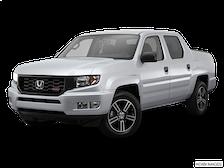 2014 Honda Ridgeline Review