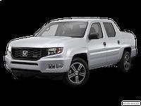 Honda, Ridgeline, 2006-2014