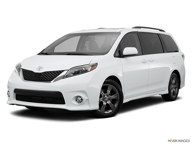 2015 Toyota Sienna Review