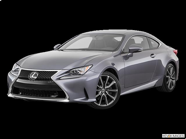 2017 Lexus RC 200t Review