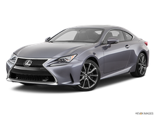 2017 Lexus RC Review