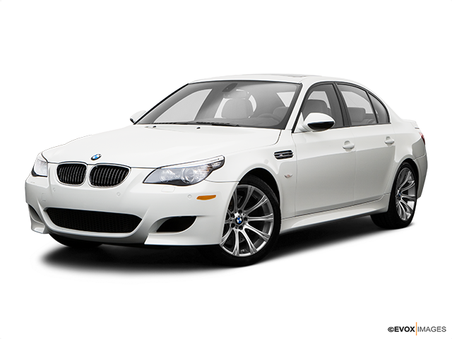 2009 BMW M5 Review