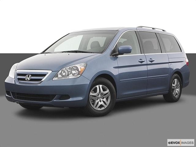 2005 Honda Odyssey Review