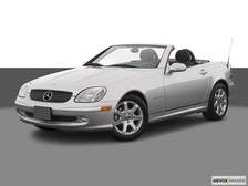 2004 Mercedes-Benz SLK Review