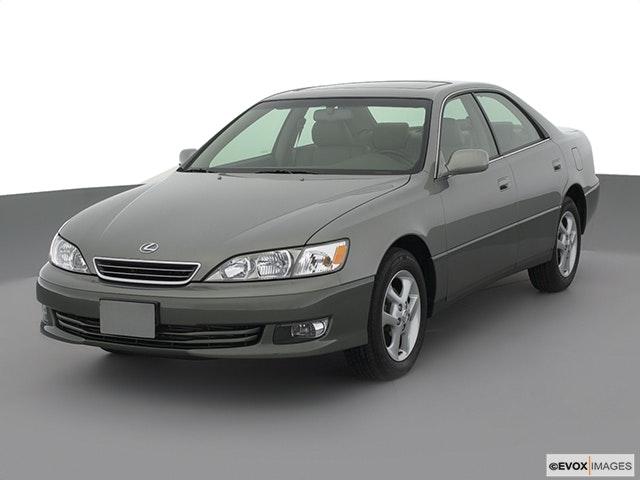 2001 Lexus ES 300 Review