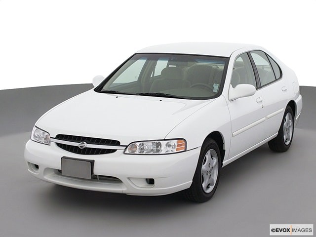 2001 Nissan Altima Review