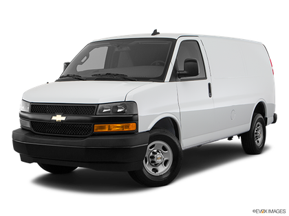 2020 Chevrolet Express Cargo photo