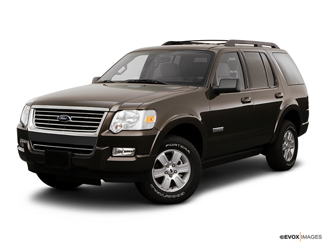 2008 Ford Explorer Review